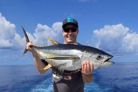 11Hr Deep Sea Fishing - Sunshine Coast Afloat