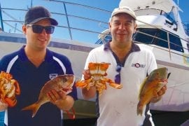 5Hr Deep Sea Fishing Charter  - Sunshine Coast Afloat