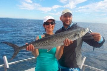 7 Hour Deep Sea Fishing - Sunshine Coast Afloat