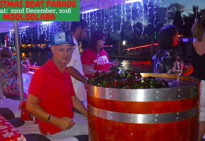 Mooloolaba Christmas Lights Cruise - Sunshine Coast Afloat