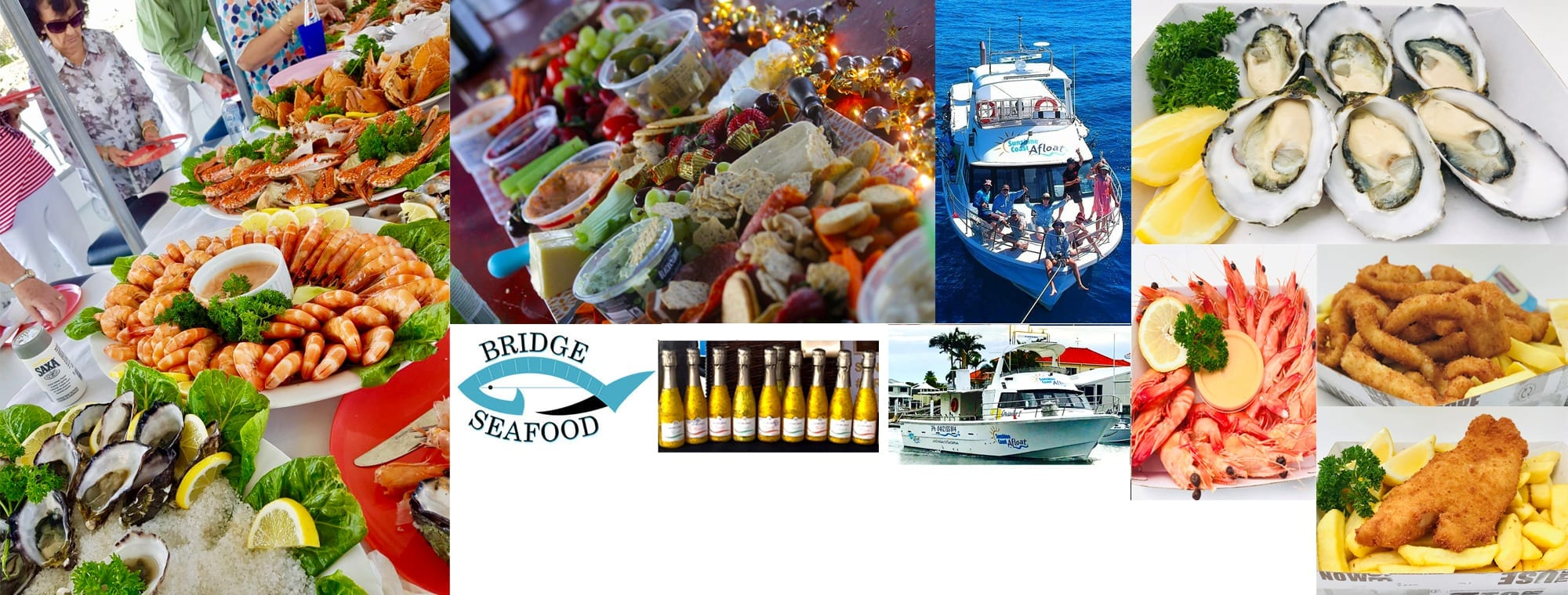 1 ½ HR SEAFOOD XMAS LIGHTS CRUISE
