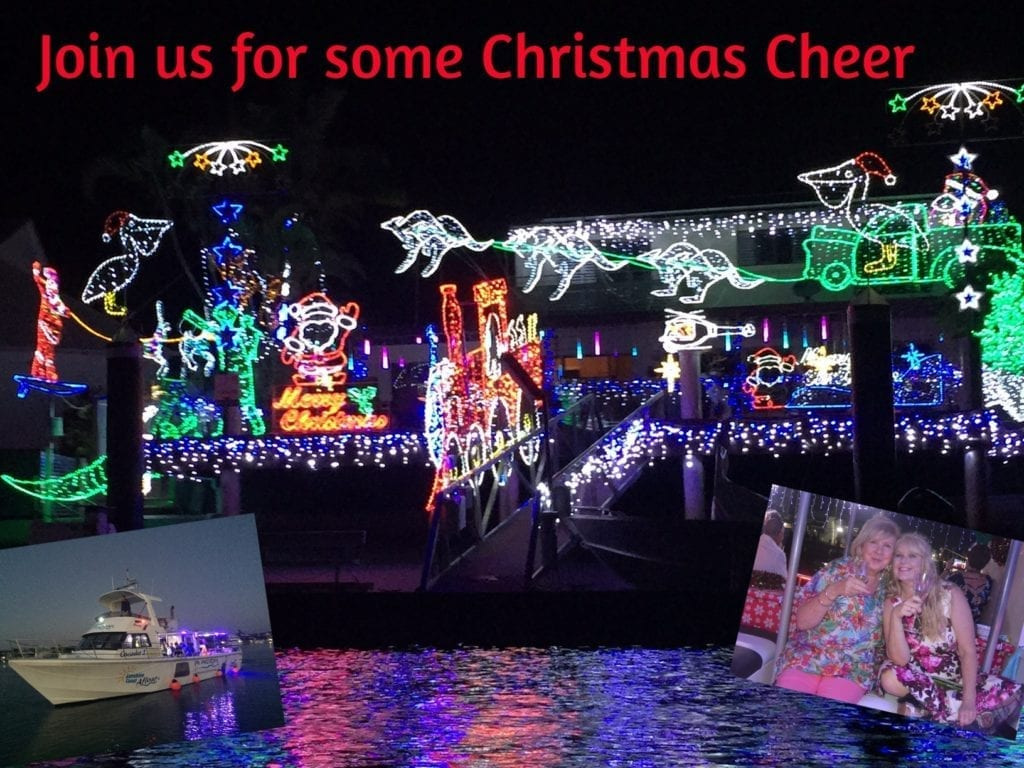 Christmas Party Boat Hire