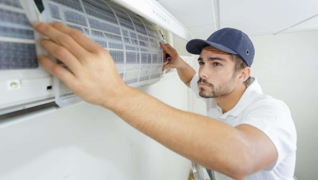 electrician and air con